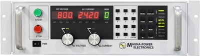 DC Power Supplies - TS serie III, 5kW til 45kW